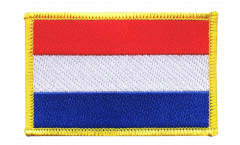 Netherlands Patch, Badge - 3.15 x 2.35 inch