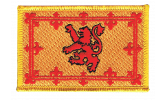 Scotland royal Patch, Badge - 3.15 x 2.35 inch