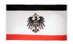 Germany German Empire 1871-1918 Flag for balcony - 3 x 5 ft.