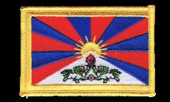 Tibet Patch, Badge - 3.15 x 2.35 inch