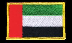 United Arab Emirates Patch, Badge - 3.15 x 2.35 inch