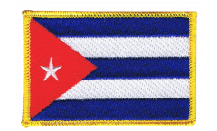 Cuba Patch, Badge - 3.15 x 2.35 inch