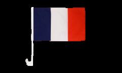 France Car Flag - 12 x 16 inch