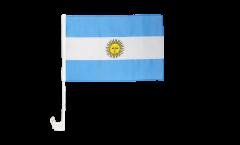 Argentina Car Flag - 12 x 16 inch