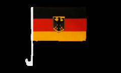 Germany eagle Car Flag - 12 x 16 inch