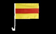 Germany Baden Car Flag - 12 x 16 inch