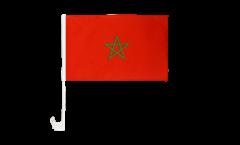 Morocco Car Flag - 12 x 16 inch