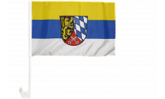 Germany Upper Palatinate Car Flag - 12 x 16 inch
