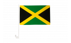 Jamaica Car Flag - 12 x 16 inch