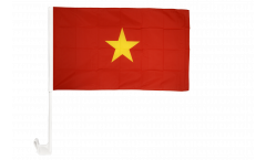 Vietnam Car Flag - 12 x 16 inch