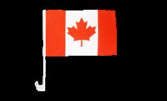 Canada Car Flag - 12 x 16 inch