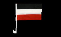 Reichsflagge Car Flag - 12 x 16 inch