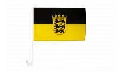 Germany Baden-Württemberg Car Flag - 12 x 16 inch