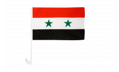 Syria Car Flag - 12 x 16 inch