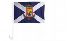 Spain Tenerife Car Flag - 12 x 16 inch