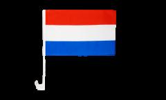 Netherlands Car Flag - 12 x 16 inch