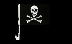 Pirate Car Flag - 12 x 16 inch