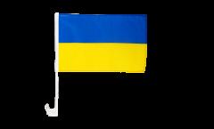 Ukraine Car Flag - 12 x 16 inch