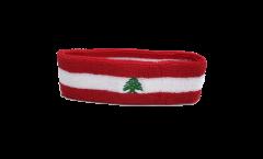 Lebanon Headband / sweatband - 6 x 21cm