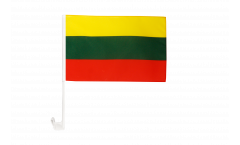 Lithuania Car Flag - 12 x 16 inch
