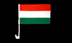 Hungary Car Flag - 12 x 16 inch