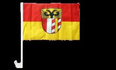 Germany Swabia Car Flag - 12 x 16 inch
