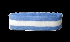 Argentina Headband / sweatband - 6 x 21cm