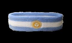 Argentina with Sun Headband / sweatband - 6 x 21cm