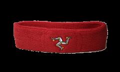Great Britain Isle of man Headband / sweatband - 6 x 21cm