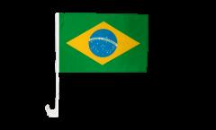 Brazil Car Flag - 12 x 16 inch