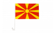 Macedonia Car Flag - 12 x 16 inch