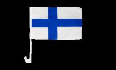 Finland Car Flag - 12 x 16 inch