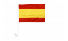Spain without coat of arms Car Flag - 12 x 16 inch