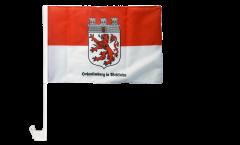 Germany Hohenlimburg Car Flag - 12 x 16 inch