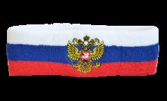 Russia with coat of arms Headband / sweatband - 6 x 21cm