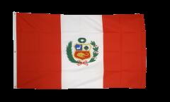 Peru Flag - 5 x 8 ft. / 150 x 250 cm