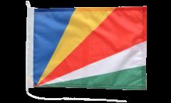 Seychelles Boat Flag - 12 x 16 inch