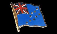 Tuvalu Flag Pin, Badge - 1 x 1 inch