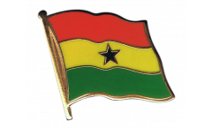 Ghana Flag Pin, Badge - 1 x 1 inch