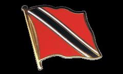 Trinidad and Tobago Flag Pin, Badge - 1 x 1 inch