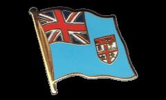 Fiji Flag Pin, Badge - 1 x 1 inch