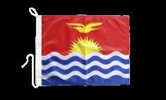 Kiribati Boat Flag - 12 x 16 inch