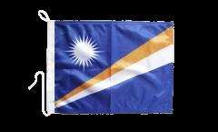 Marshall Islands Boat Flag - 12 x 16 inch
