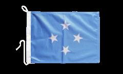 Micronesia Boat Flag - 12 x 16 inch