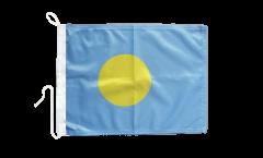 Palau Boat Flag - 12 x 16 inch