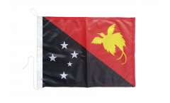 Papua New Guinea Boat Flag - 12 x 16 inch
