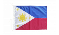 Philippines Boat Flag - 12 x 16 inch