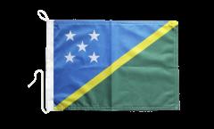 Solomon Islands Boat Flag - 12 x 16 inch