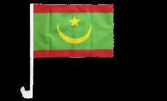Mauritania Car Flag - 12 x 16 inch