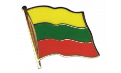 Lithuania Flag Pin, Badge - 1 x 1 inch